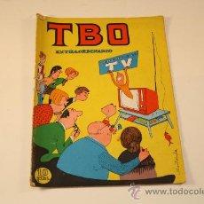 """Cómics: COMIC """"TBO"""" Nº EXTRAORDINARIO DEDICADO A LA TV. Lote 45788922"""
