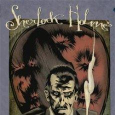 Cómics: SHERLOCK HOLMES - LIBRO ILUSTRADO (PLANETA). Lote 55682416