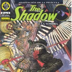 Comics: THE SHADOW Nº 2 DE 2 - EL COMIC OFICIAL DE LA PELICULA DE 1995 NORMA EDITORIAL. Lote 23528656