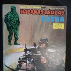 Cómics: HAZAÑAS BÉLICAS. EXTRA. TOMO CON ALMANAQUE 1989, 19 Y 20. G4 EDICIONES. Lote 26215608
