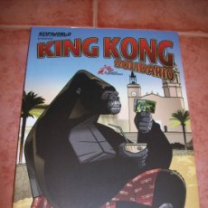 Cómics: KING KONG SOLIDARIO. Lote 98616184