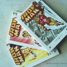 Cómics: IRON MAN -VOLUMENES 1, 2 Y 3 BIBLIOTECA EL MUNDO-. Lote 27484129