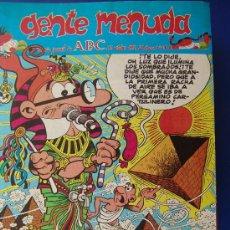 Cómics: LOTE DE GENTE MENUDA, SEMINARIO JUVENIL DE ABC NUMEROS DEL 100 AL 199 3ª EPOCA. Lote 27768509