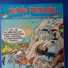 Cómics: LOTE DE GENTE MENUDA, SEMINARIO JUVENIL DE ABC NUMEROS DEL 200 AL 299 3ª EPOCA. Lote 27768551