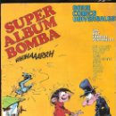 Cómics: COMIC SUPER ALBUM BOMBA Nº 16 PITUFOS-GASTON-SOFIA-QUENA-ETC AUTOR: VAR. ED. MUNDIS. Lote 29596639