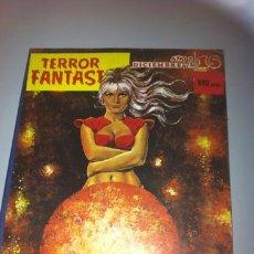 Cómics: TERROR FANTASIA 1972. Lote 30336250