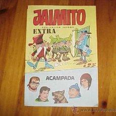 Cómics: JAIMITO. EXTRA ACAMPADA 1984. EDITORA VALENCIANA *. Lote 30830798