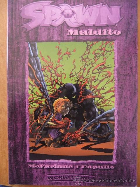 SPAWN MALDITO (Tebeos y Comics - Comics Extras)