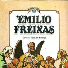 Cómics: CUANDO EL COMIC ES NOSTALGIA Nº 1 EMILIO FREEIXAS. Lote 31877548