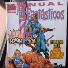 Cómics: ANUAL LOS 4 FANTASTICOS 2001. Lote 32725115