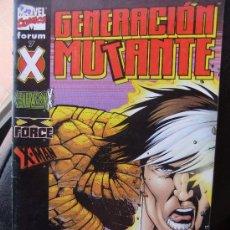 Cómics: GENERACION MUTANTE Nº 7. Lote 32725191
