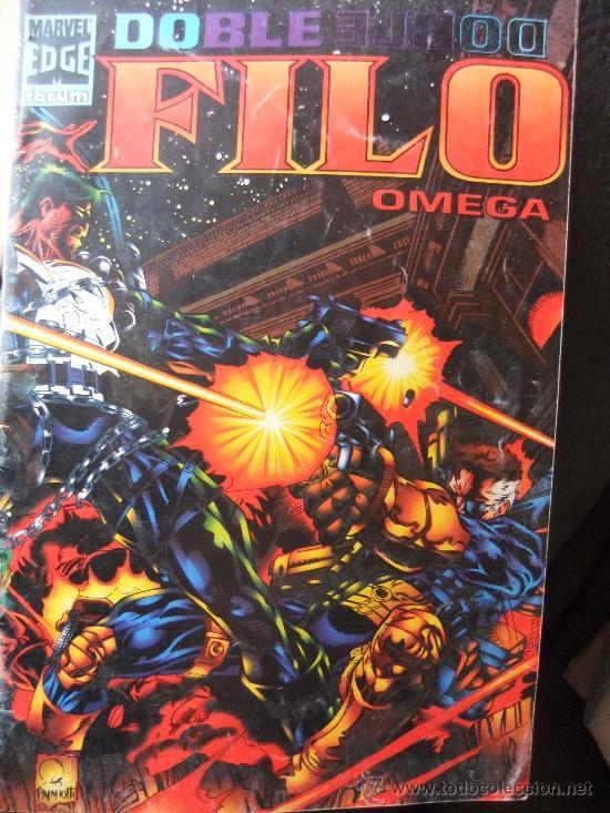 DOBLE FILO OMEGA (Tebeos y Comics - Comics Extras)