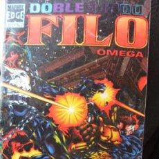 Cómics: DOBLE FILO OMEGA. Lote 32725221