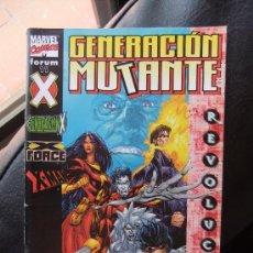 Cómics: GENERACION MUTANTE Nº 11. Lote 32725378
