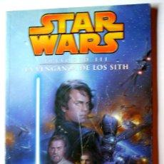 Cómics: STAR WARS--EPISODIO 3--LA VENGANZA DE LOS SITH--ORIGINAL. Lote 32904397