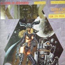 Cómics: KIRK EXTRA 5 NORMA JULIO-AGOSTO 85. 276 PÀGINAS.. Lote 33029955