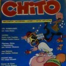 Cómics: CHITO REVISTA JUVENIL AÑO I Nº 3. Lote 34312922