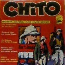 Cómics: CHITO REVISTA JUVENIL AÑO I Nº 5. Lote 34313286