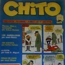 Cómics: CHITO REVISTA JUVENIL AÑO I Nº 7. Lote 34313469
