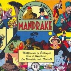 Comics : MANDRAKE Nº 11. Lote 35239036