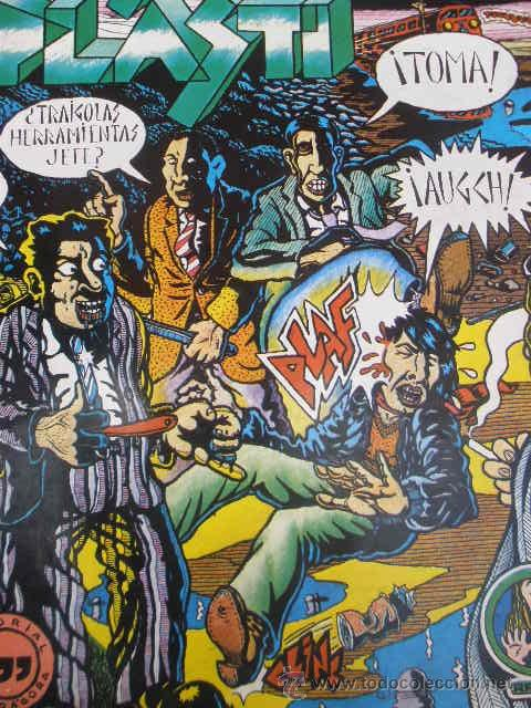 Cómics: COMIC, NASTI DE PLASTI. EDITORIAL MADRÁGORA 1976. VARIOS AUTORES (MARISCAL, NAZARIO, ETC) - Foto 12 - 190727157