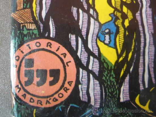 Cómics: COMIC, NASTI DE PLASTI. EDITORIAL MADRÁGORA 1976. VARIOS AUTORES (MARISCAL, NAZARIO, ETC) - Foto 2 - 190727157