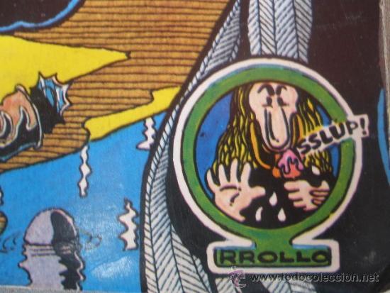 Cómics: COMIC, NASTI DE PLASTI. EDITORIAL MADRÁGORA 1976. VARIOS AUTORES (MARISCAL, NAZARIO, ETC) - Foto 3 - 190727157