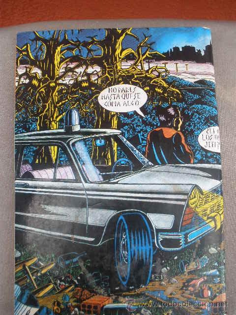 Cómics: COMIC, NASTI DE PLASTI. EDITORIAL MADRÁGORA 1976. VARIOS AUTORES (MARISCAL, NAZARIO, ETC) - Foto 4 - 190727157