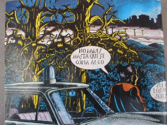 Cómics: COMIC, NASTI DE PLASTI. EDITORIAL MADRÁGORA 1976. VARIOS AUTORES (MARISCAL, NAZARIO, ETC) - Foto 5 - 190727157
