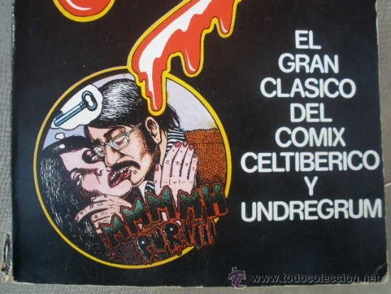 Cómics: COMIC. PURITA. EDITORIAL MADRÁGORA. BARCELONA 1975. VARIOS AUTORES (BORDILLI, CESSEPE, MARISCAL, ETC - Foto 3 - 37060118