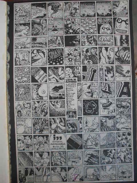 Cómics: COMIC. PURITA. EDITORIAL MADRÁGORA. BARCELONA 1975. VARIOS AUTORES (BORDILLI, CESSEPE, MARISCAL, ETC - Foto 6 - 37060118