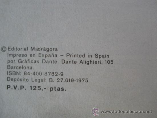Cómics: COMIC. PURITA. EDITORIAL MADRÁGORA. BARCELONA 1975. VARIOS AUTORES (BORDILLI, CESSEPE, MARISCAL, ETC - Foto 7 - 37060118