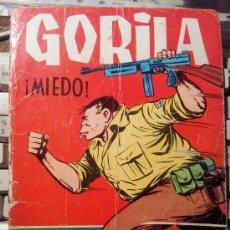 Comics : GORILA, HAZAÑAS BELICAS, SERIE ROJA, NUMERO EXTRA 164 DE AÑO 1965,. Lote 37758870