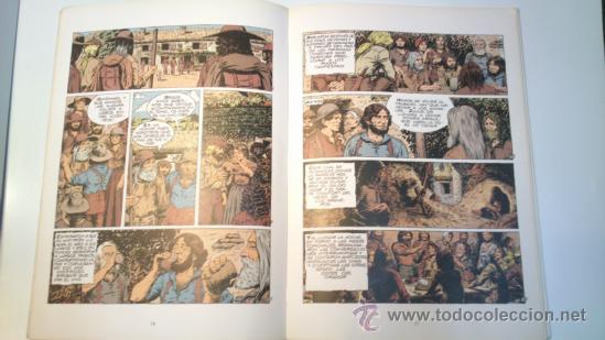 Cómics: OFERTA 6 CLASICOS DEL COMIC. LA RED MADU, CORTO MALTES, DAN DARE, MECHANISMO, SIMON, REVER PEUT-ETRE - Foto 8 - 37972645