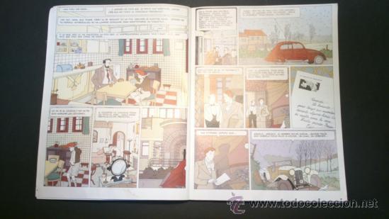 Cómics: OFERTA 6 CLASICOS DEL COMIC. LA RED MADU, CORTO MALTES, DAN DARE, MECHANISMO, SIMON, REVER PEUT-ETRE - Foto 9 - 37972645