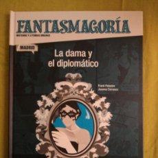 Cómics: LA DAMA Y EL DIPLOMATICO. FANTASMAGORIA. PALACIOS Y CARRASCO.ESFINFE. 2012 28 PAG. Lote 39156436