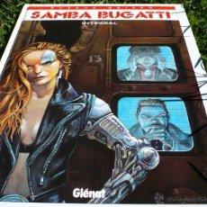 Cómics: SAMBA BUGATTI. DUFAUX & GRIFFO. INTEGRAL GLÉNAT.. Lote 40367311