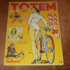 Cómics: TOTEM EL CÓMIC. MANARA.. Lote 40992355