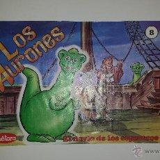 Cómics: LOS AURONES Nº 08 (CÓMIC PROMOCIONAL CUÉTARA APAISADO) CLÁSICO!!!. Lote 47568620