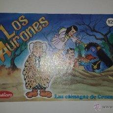 Cómics: LOS AURONES Nº 12 (CÓMIC PROMOCIONAL CUÉTARA APAISADO) CLÁSICO!!!. Lote 47568622