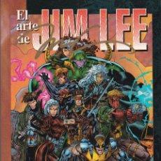 Cómics: EL ARTE DE JIM LEE. TOMO ESPECIAL. PLANETA DEAGOSTINI. FIRMADO EN EL SALON DEL COMIC DE BARCELONA. Lote 42303455
