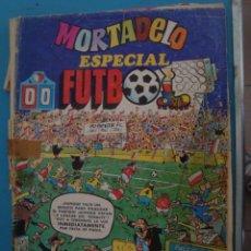 Cómics: COMIC VINTAGE MORTADELO ESPECIAL FUTBOL. Lote 43491765