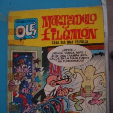 Cómics: COMIC VINTAGE OLE DE MORTADELO Y FILEMON-1973. Lote 43492024
