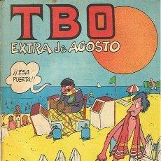 Cómics: CÓMIC TBO EXTRA DE AGOSTO . Lote 44712607