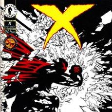 Cómics: X. OBJETIVO LARRY BRIGGS. ONE SHOT. DARK HORSE COMICS. Lote 46557600
