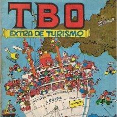 Cómics: CÓMIC TBO EXTRA DE TURISMO . Lote 46693641
