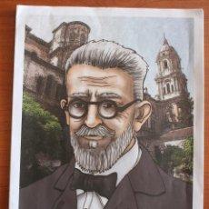 Cómics: VIDA DE JOSE GALVEZ GINACHERO MEDICO Y ALCALDE DE MALAGA - COMIC PARA NIÑOS - . Lote 47632688