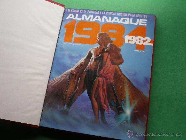 Cómics: 1984 toutain editor 1984 1Libro - Vol.0 1982 2 extras PDELUXE - Foto 2 - 47738689