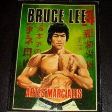 Cómics: BRUCE LEE, DE VERA SHO-DAN, 1976, 20X 27 CTMS, EDITORIAL : PRODUCCIONES EDITORIALES. Lote 48584555