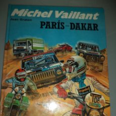 Cómics: MICHEL VAILLANT.Nº2.PARÍS DAKAR.ED.TIMUN MAS 1991.. Lote 50866483